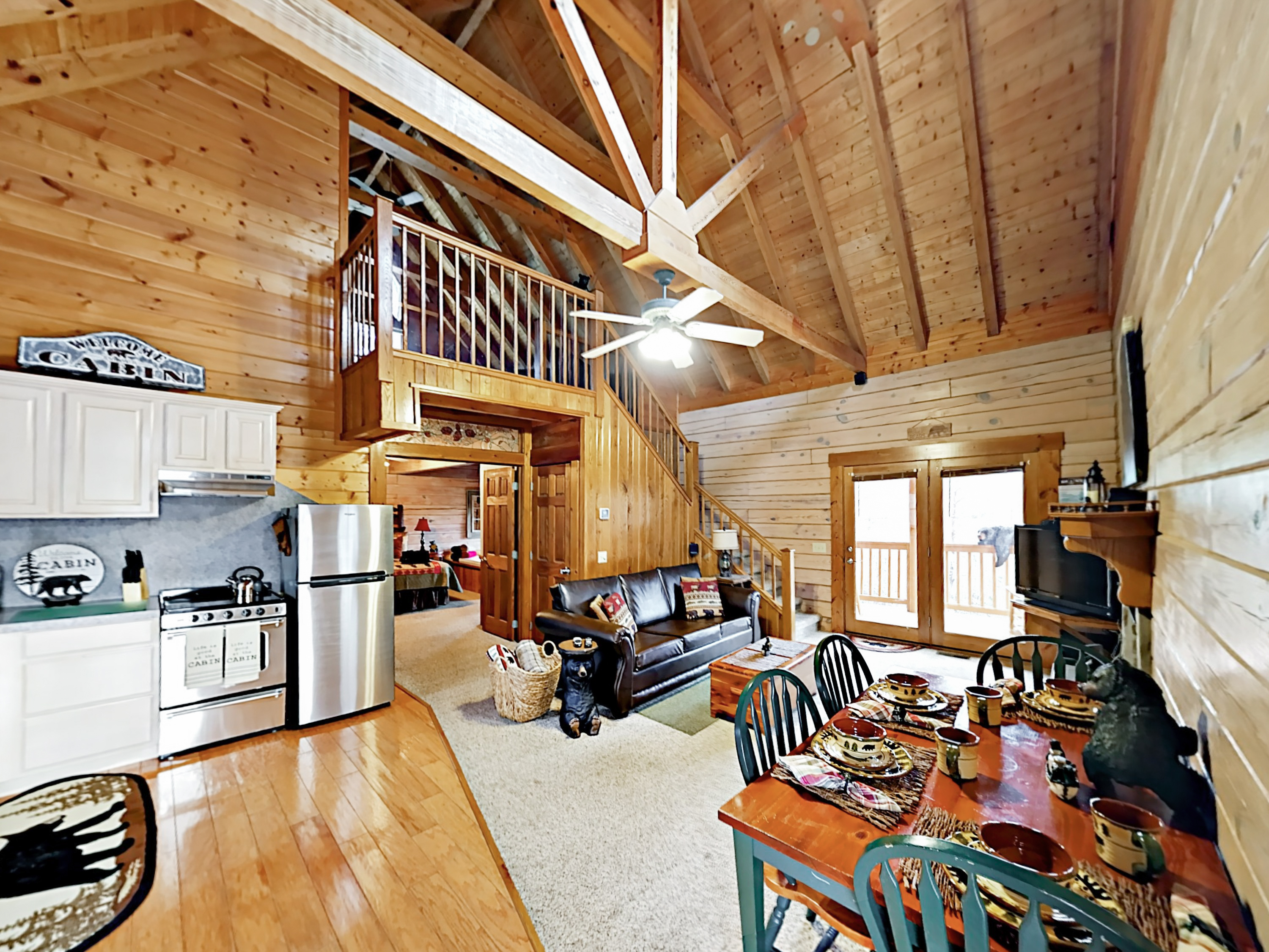 Gatlinburg TN Vacation Rental Welcome to The