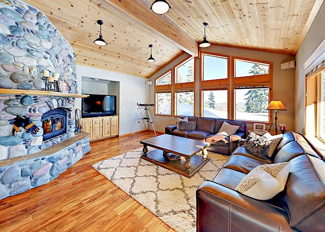 Truckee CA Vacation Rental Take in incredible