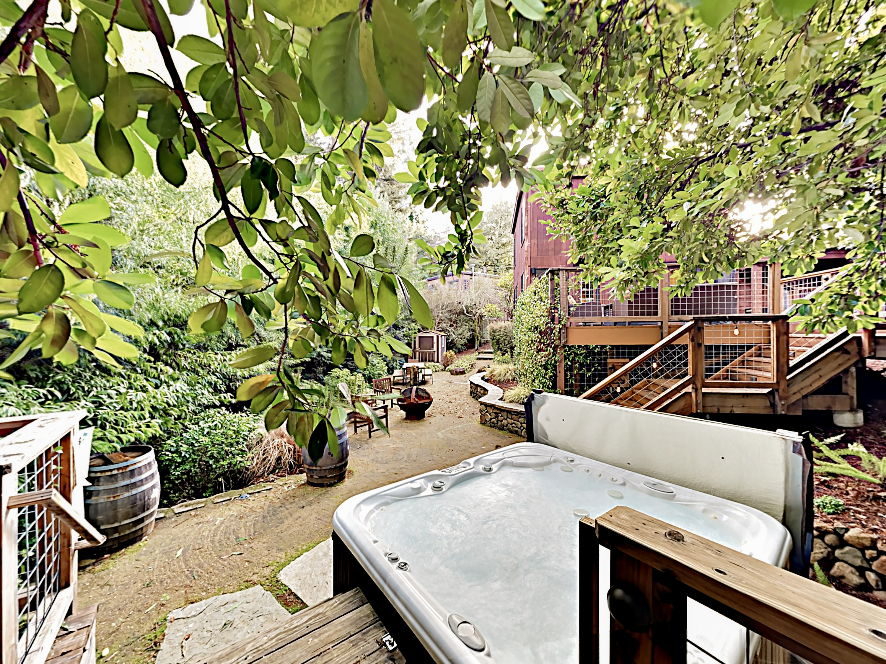 Guerneville CA Vacation Rental Welcome to Guerneville!