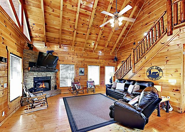 Sevierville TN Vacation Rental Welcome! These two