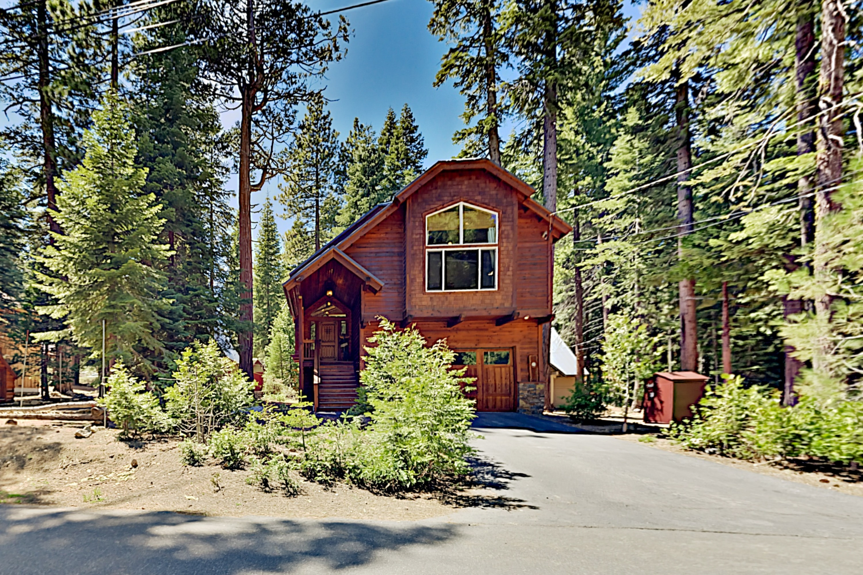 Tahoma CA Vacation Rental With TurnKey, you