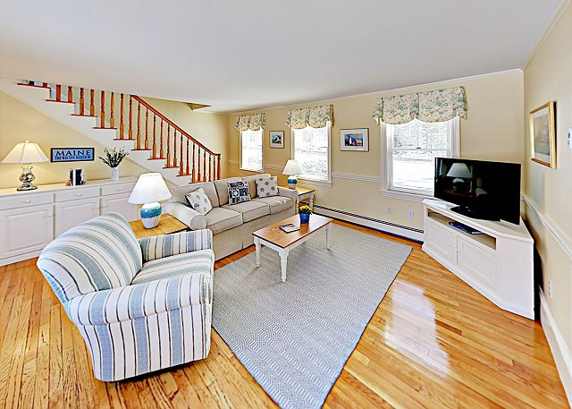 East Boothbay ME Vacation Rental Welcome to Linekin