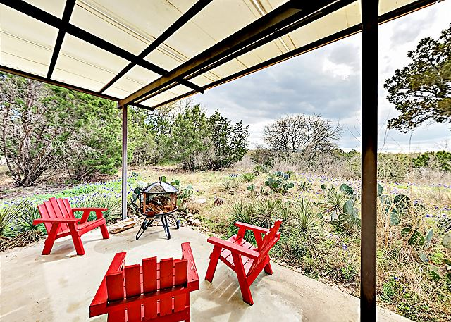 Burnet TX Vacation Rental Welcome! This home