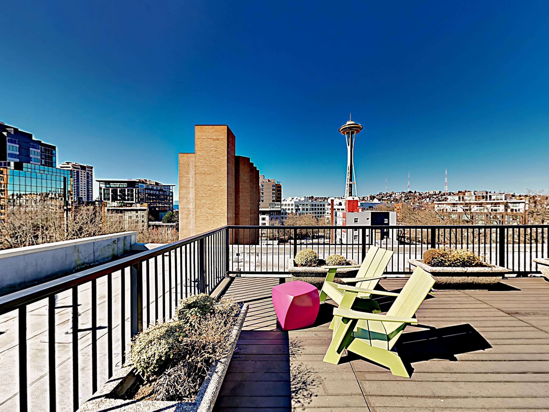 Seattle WA Vacation Rental Take in panoramic