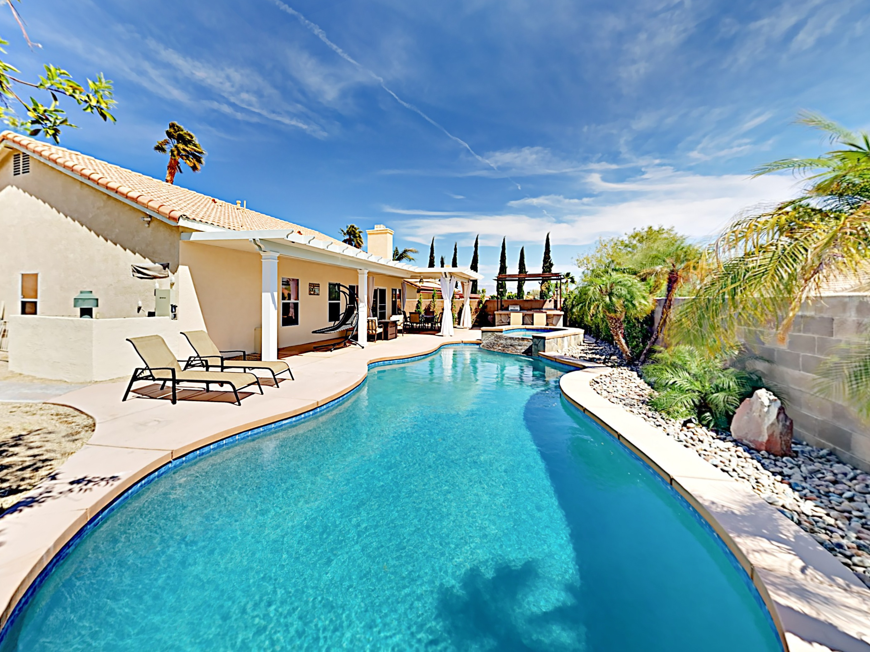 Cathedral City CA Vacation Rental Welcome to Cathedral