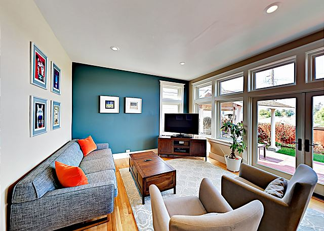 Seattle WA Vacation Rental Welcome to West