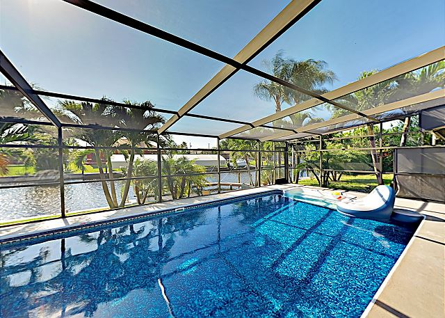 Cape Coral FL Vacation Rental Professionally managed by