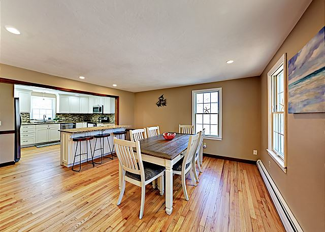 Yarmouth MA short term rental While dinner simmers,