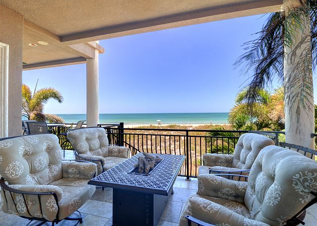 New Listing! Beachfront Home w/ Gulf Views & Pool | TurnKey