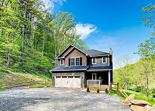 Weaverville NC Vacation Rental Welcome to Weaverville!