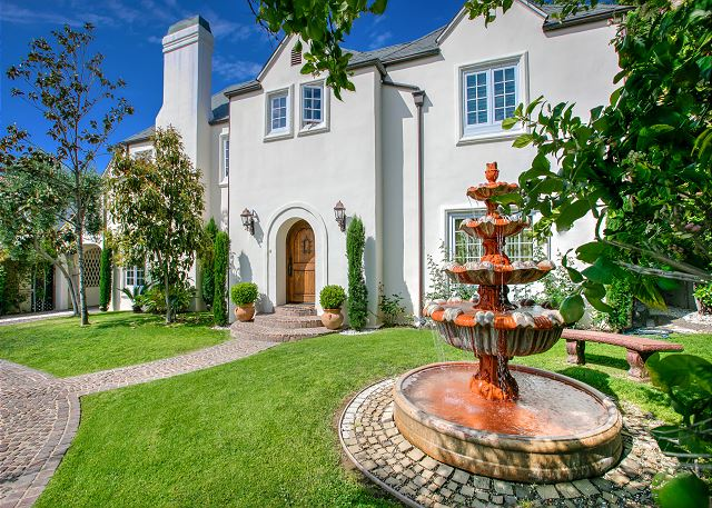 New Listing! Luxe Gated Home w/ Pool & Hot Tub