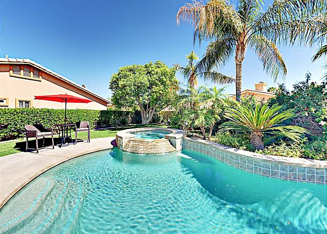 Indio CA Vacation Rental Welcome! This home