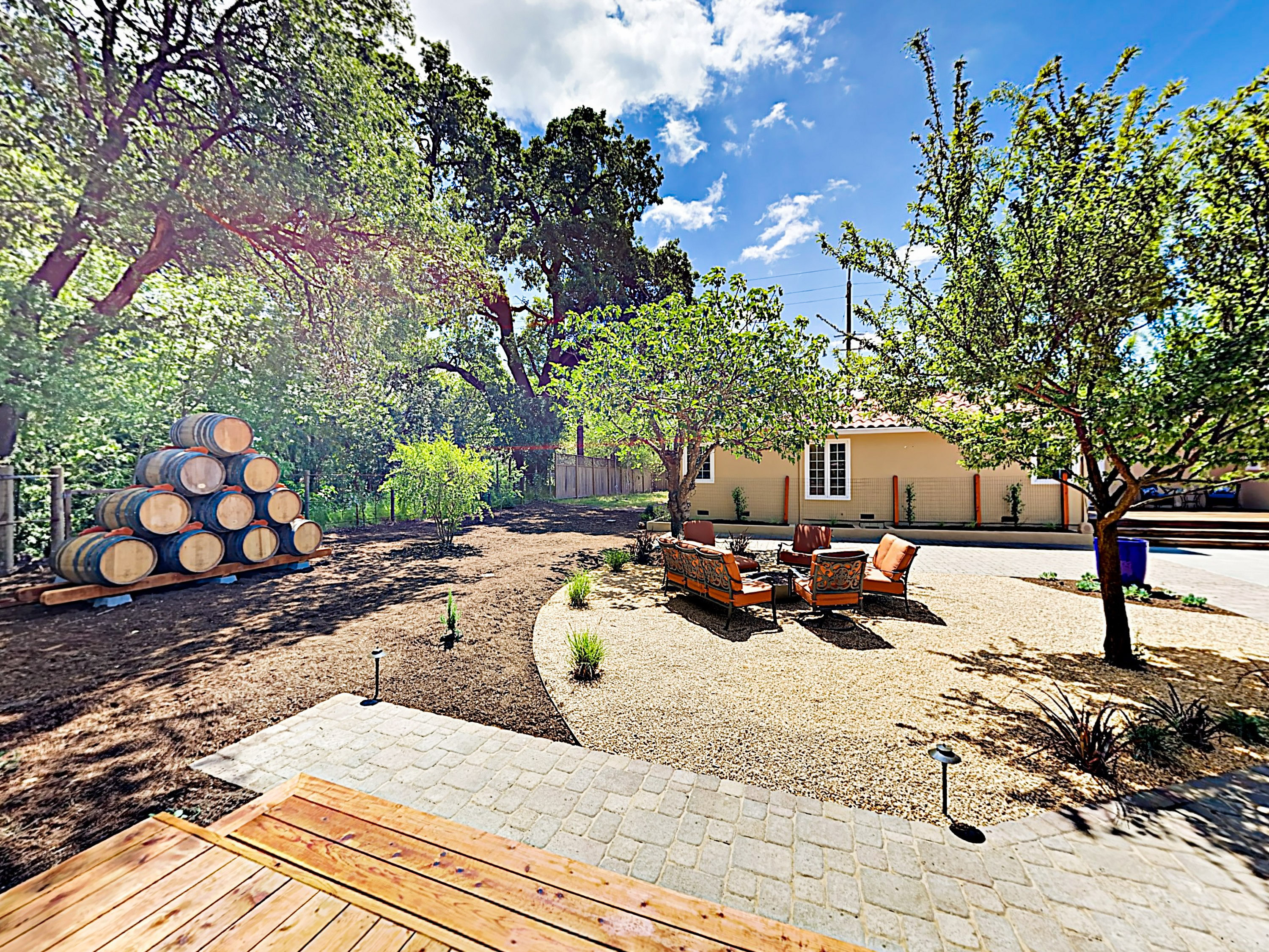 Sonoma CA Vacation Rental Spend sun-soaked afternoons
