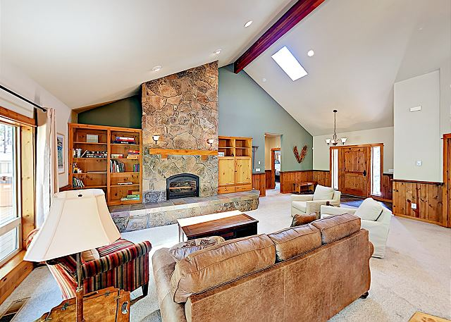 Sunriver OR Vacation Rental The sunlit Great