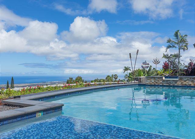 New Listing! Kona Coast Haven: Ocean Views & Pool