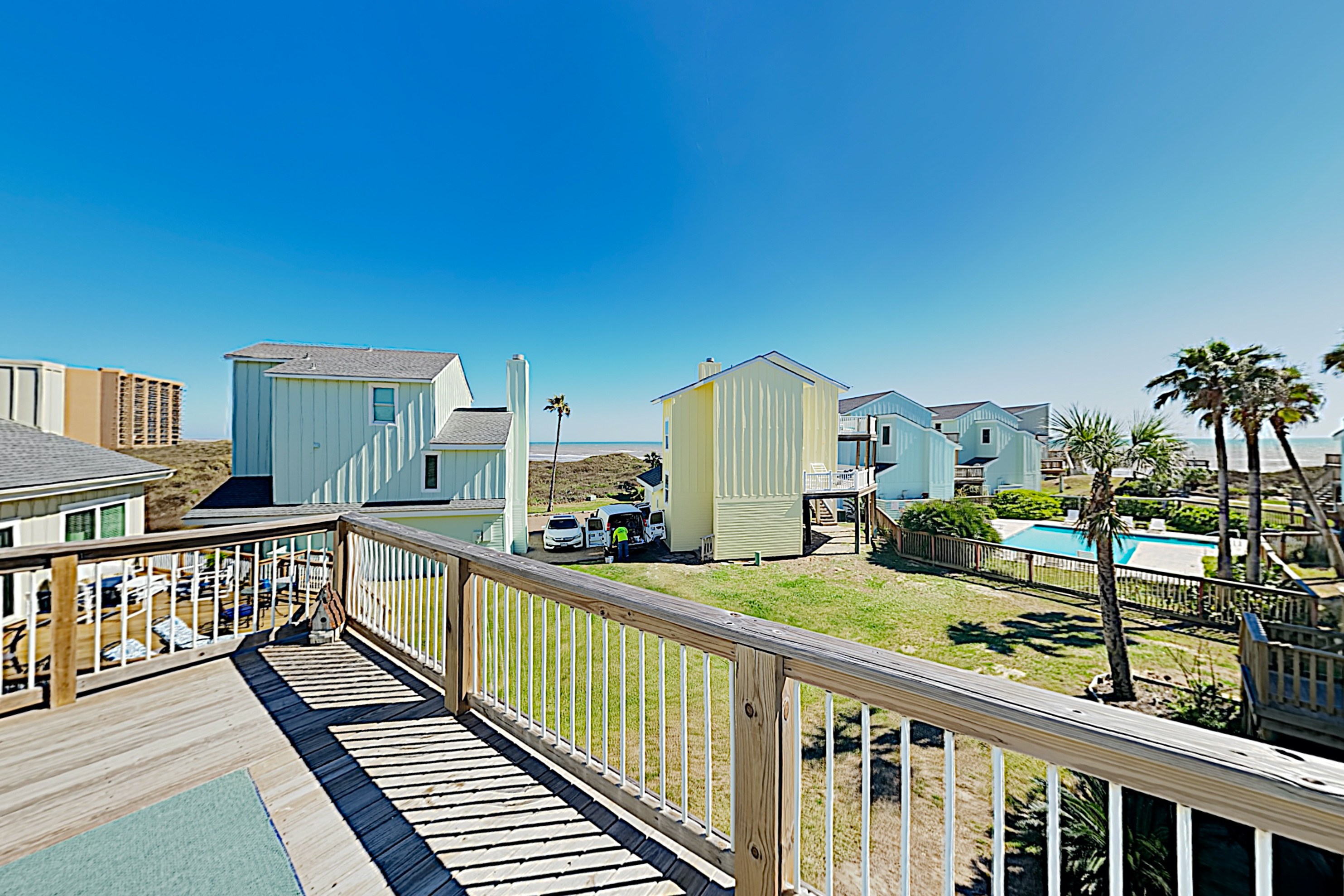 Port Aransas TX Vacation Rental Welcome to Lost