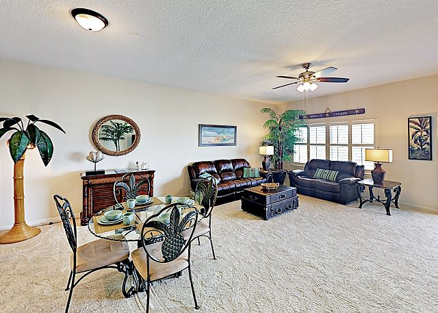 New Listing! Coastal Condo w/ Bikes, Walk to Beach | TurnKey