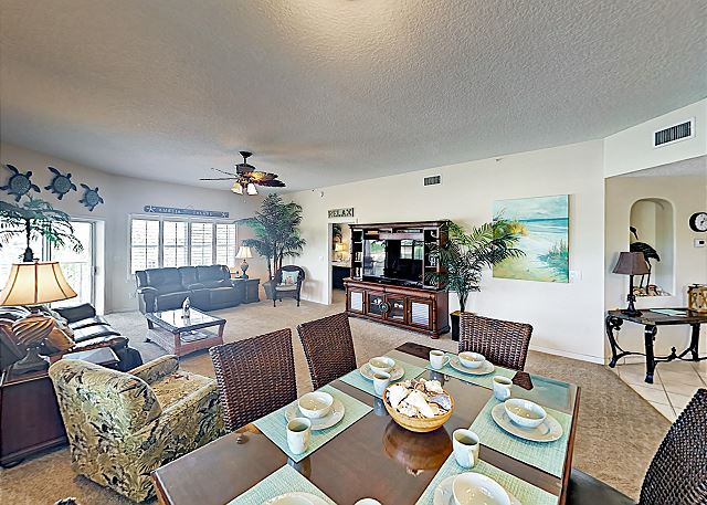 New Listing! Beachside Beauty w/ Bikes & Pool | TurnKey