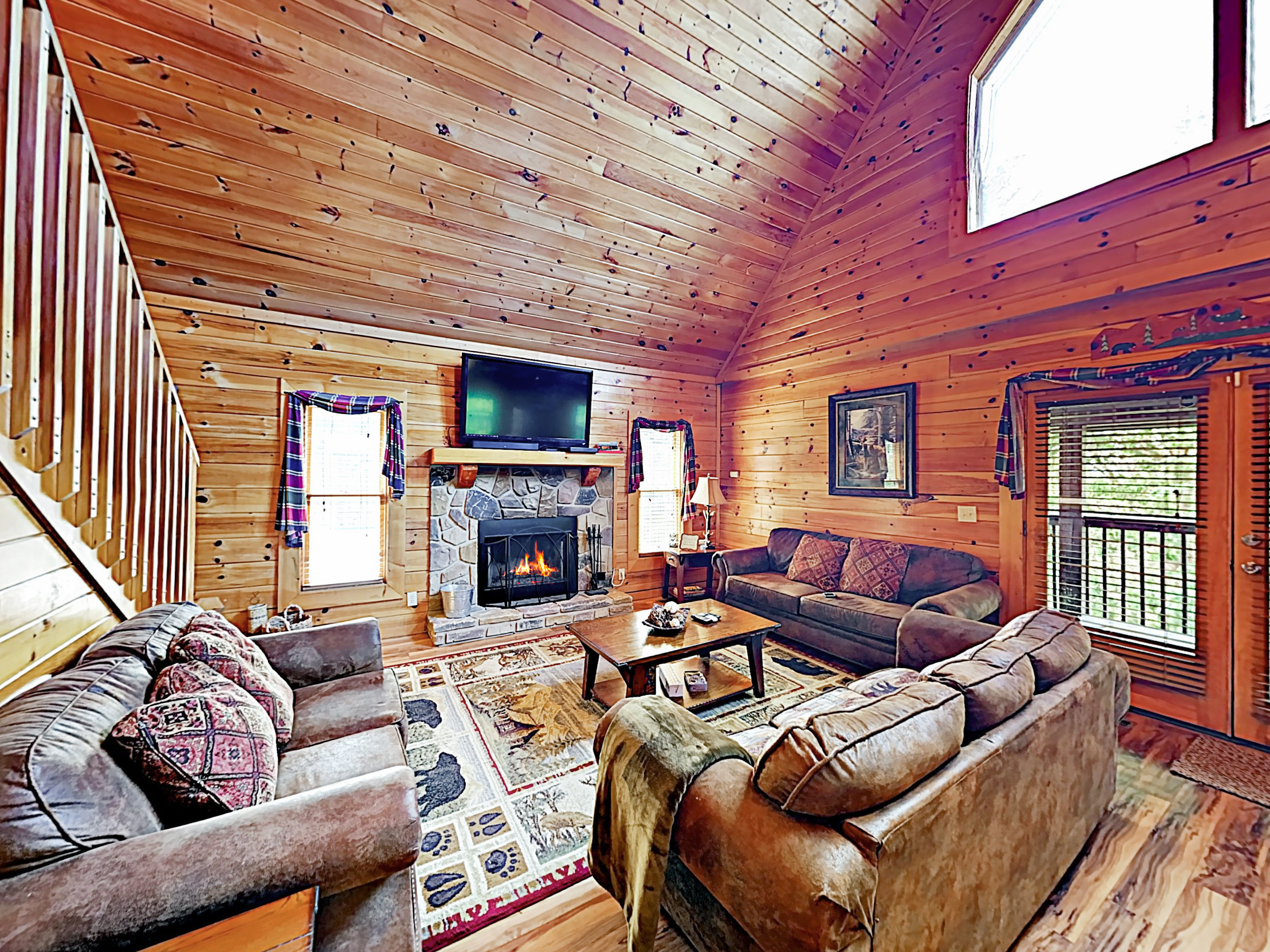 Sevierville TN Vacation Rental Welcome to Deer