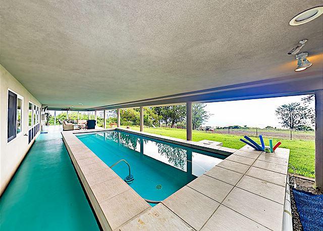 New Listing! 2-Acre Retreat w/ Pool, Ocean Views