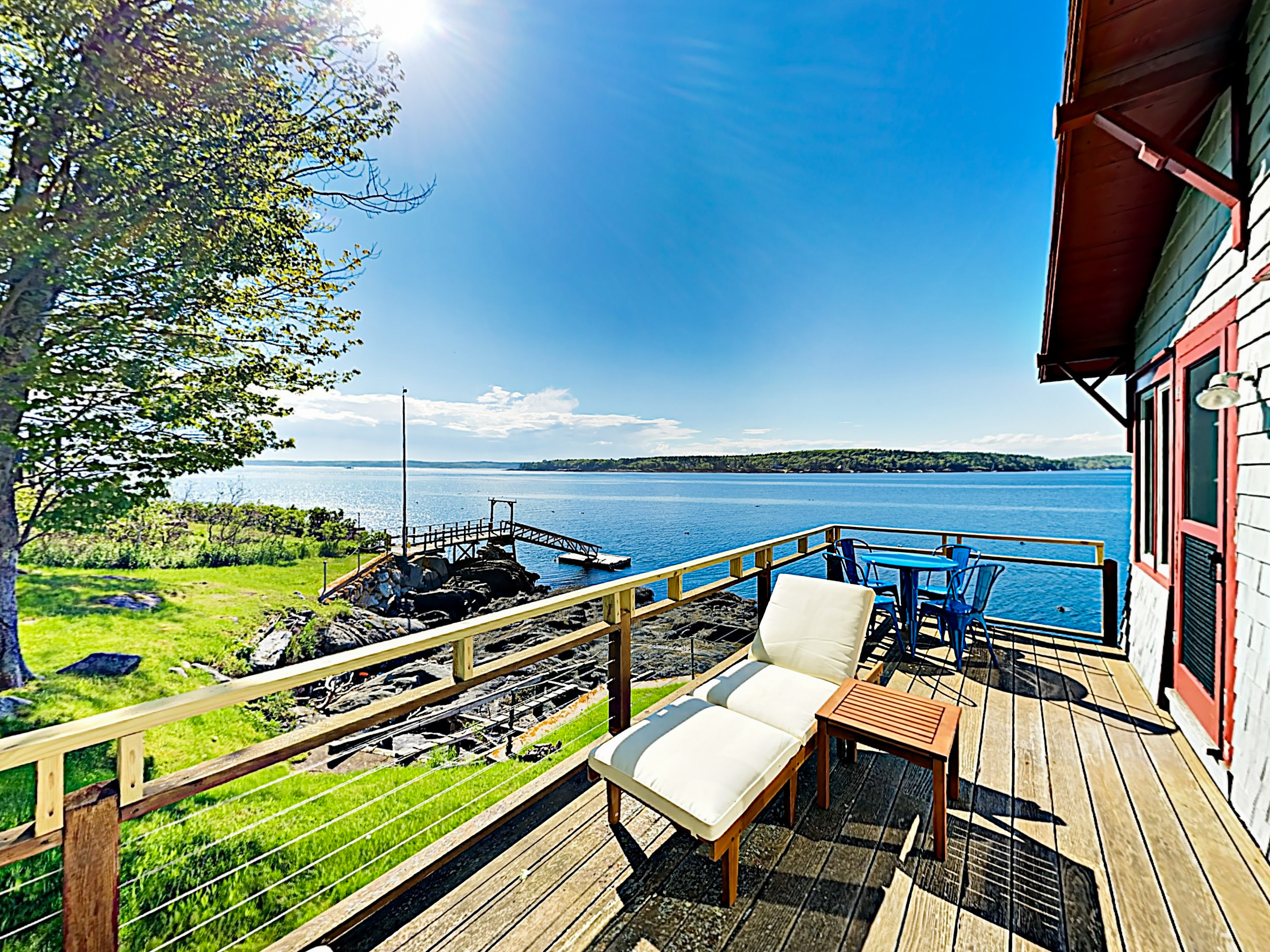 Boothbay ME Vacation Rental Welcome to Boothbay!