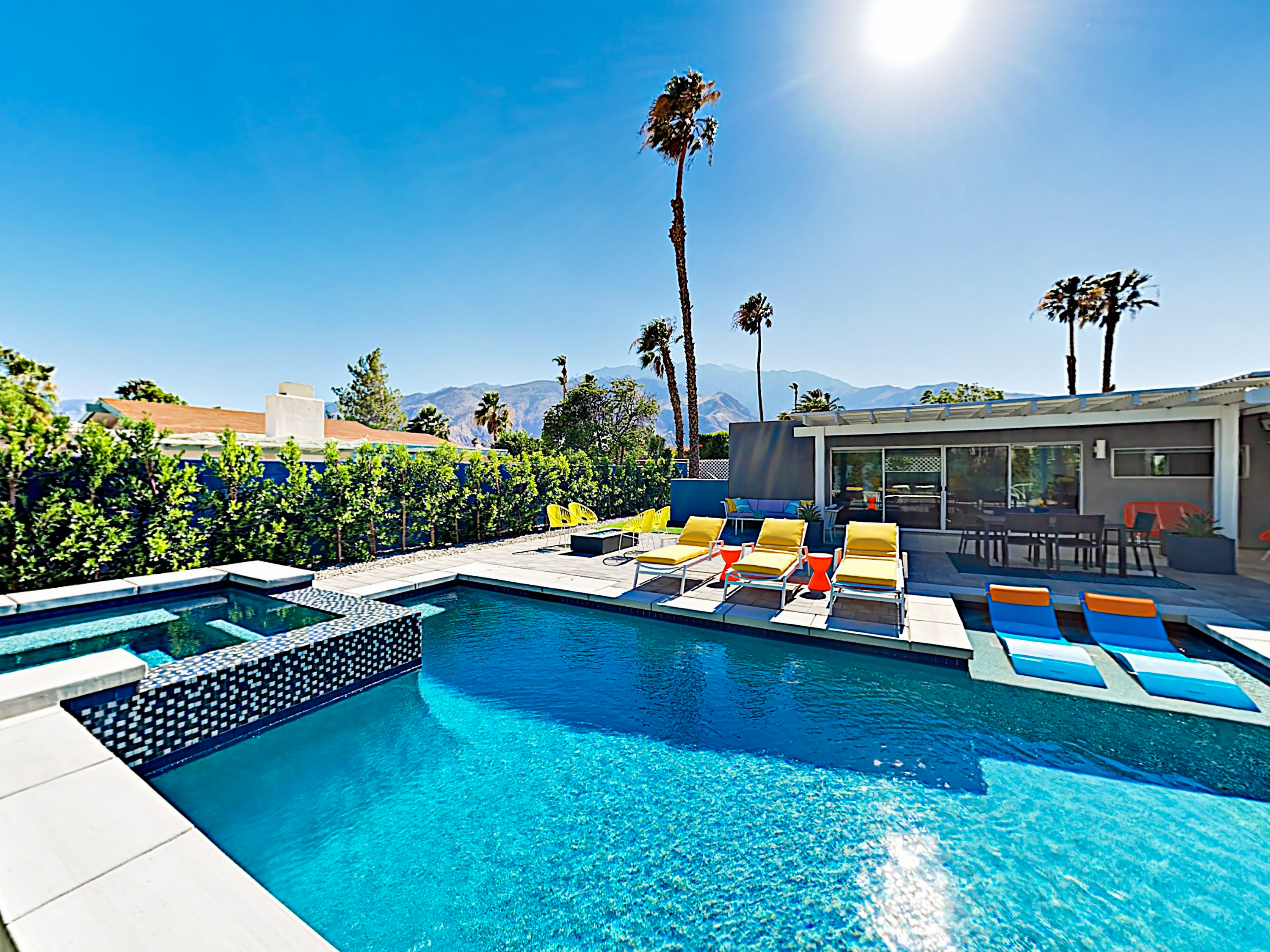 Palm Springs CA Vacation Rental Welcome to the