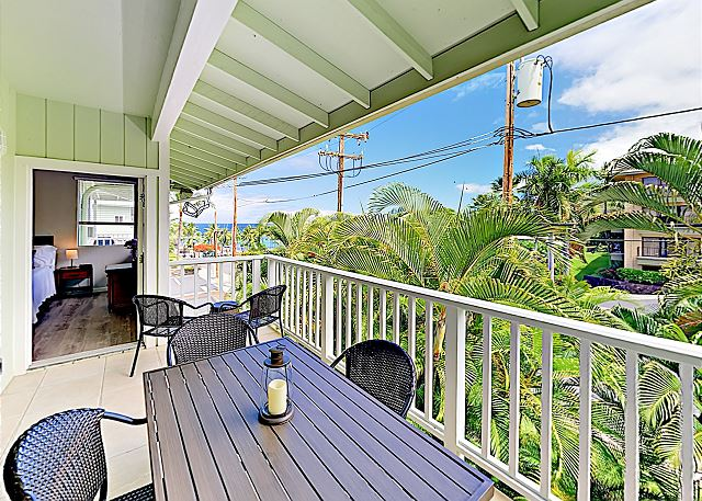 New Listing! Ocean-View Apartment w/ Pool & Spa