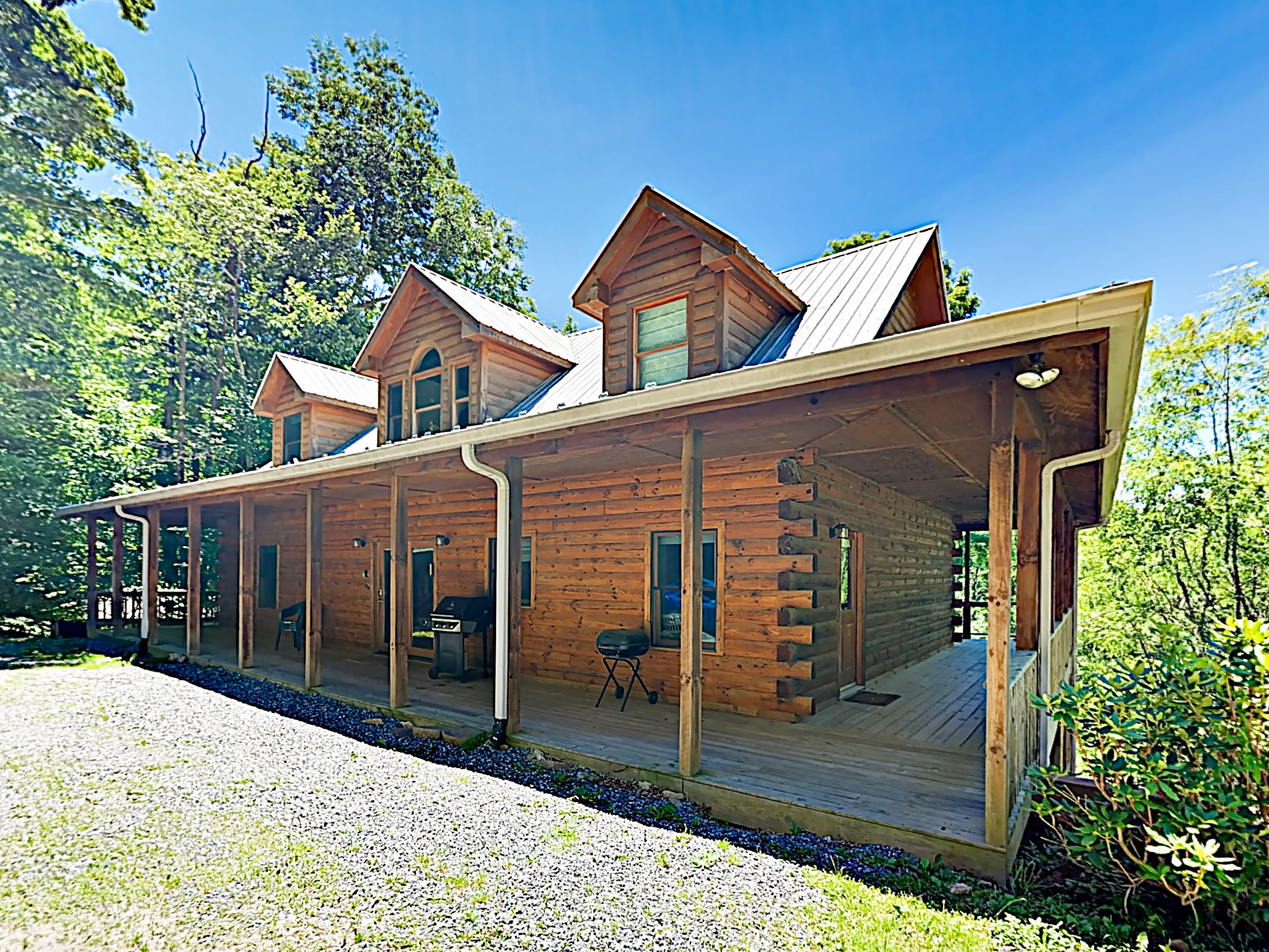 Mars Hill NC Vacation Rental Welcome! This home