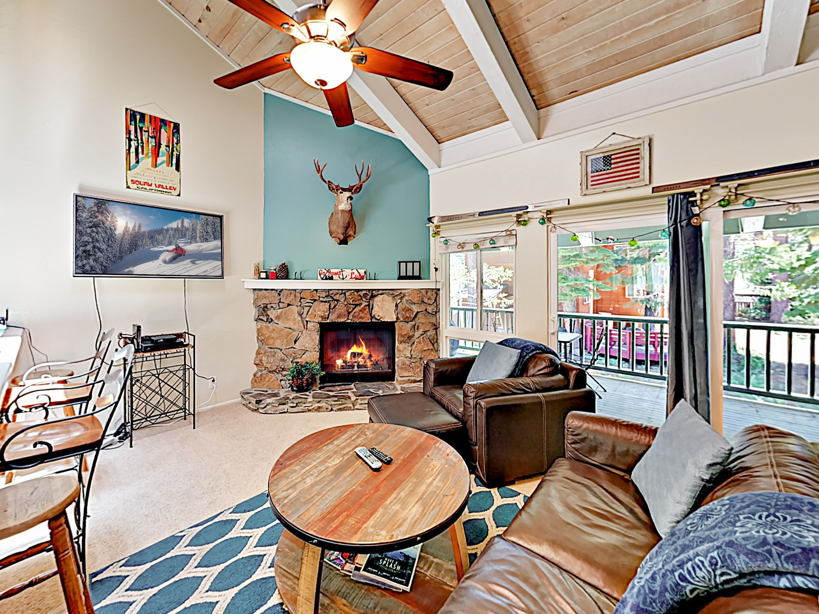 Tahoe City CA Vacation Rental Welcome to Tahoe