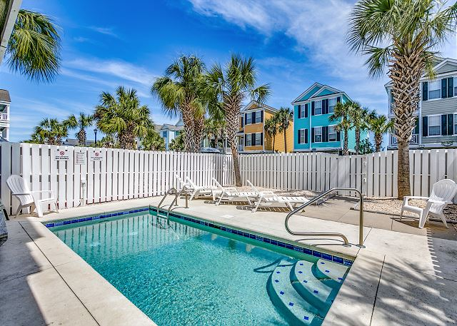Phenomenal Private Pool At Oceanside Lady Luck Home Interior And Landscaping Elinuenasavecom