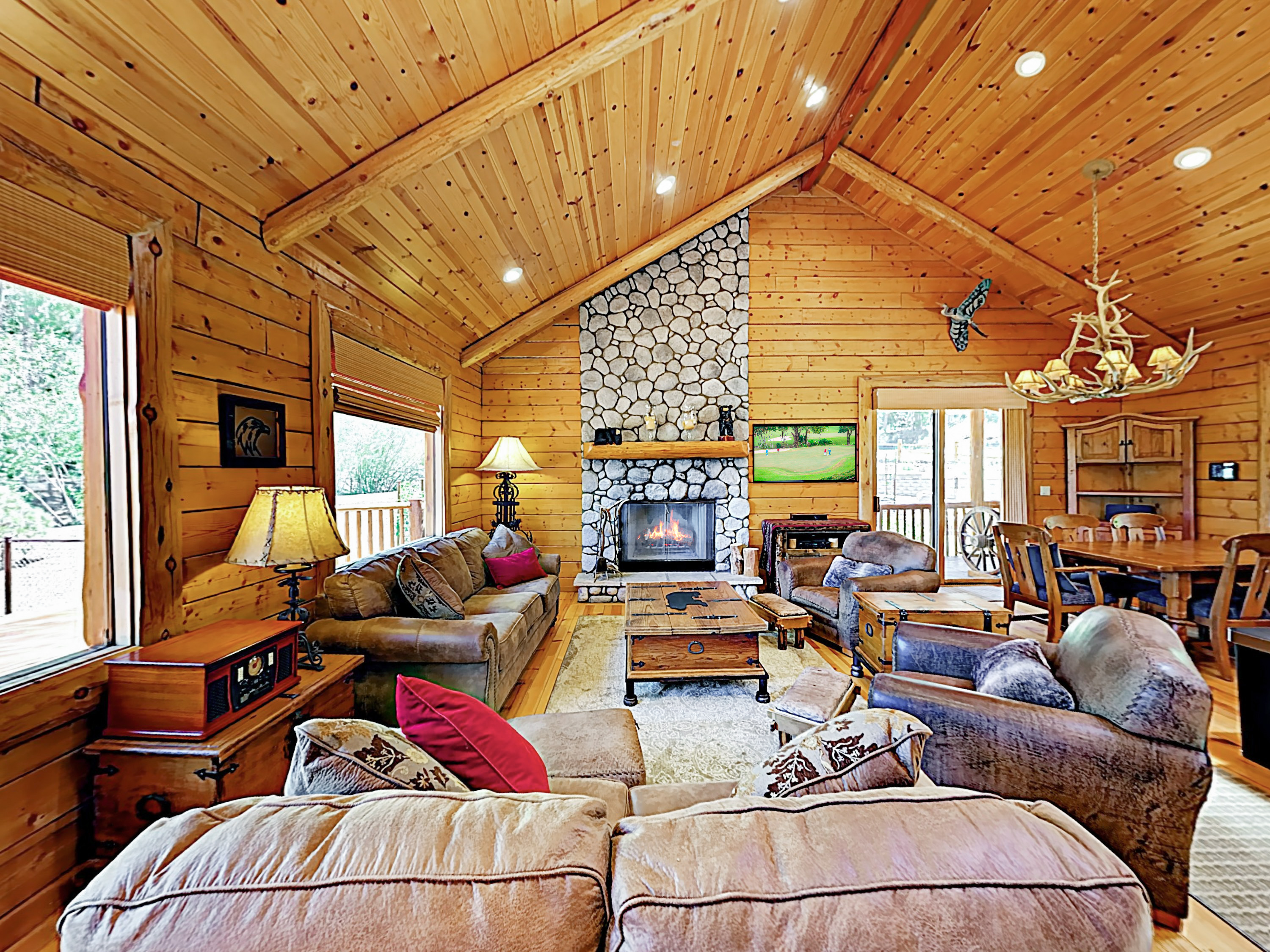 Big Bear Lake CA Vacation Rental Welcome to Branchwater