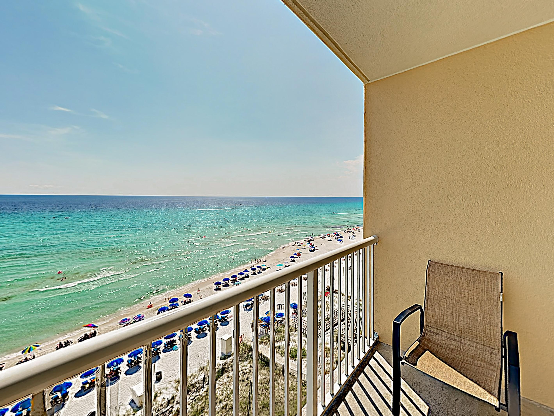 Panama City Beach FL Vacation Rental Gorgeous Gulf views