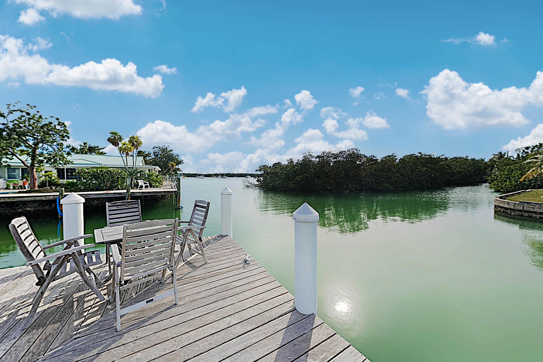 Marathon FL Vacation Rental Share an alfresco