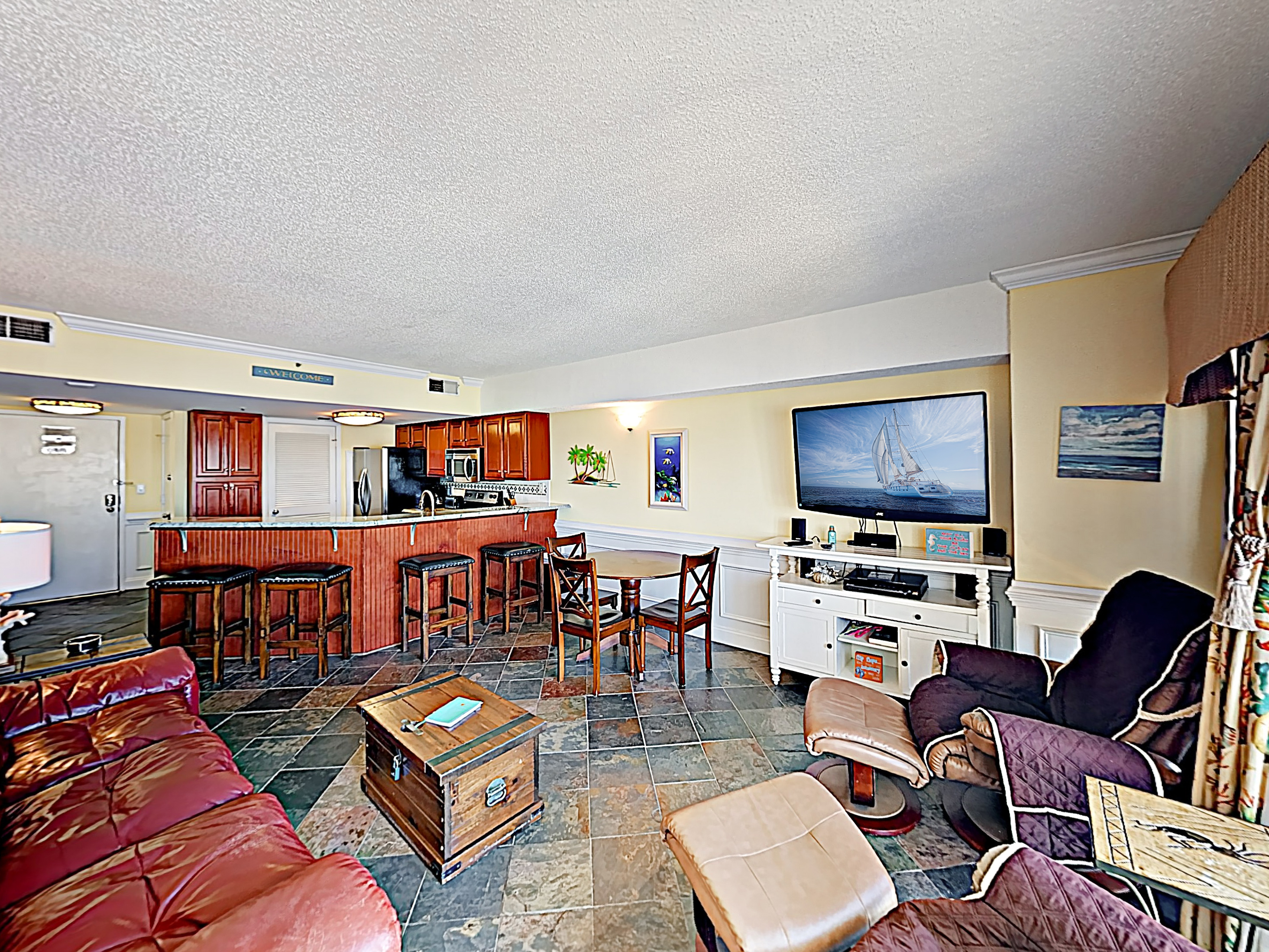 Myrtle Beach SC Vacation Rental Welcome! This 10th-floor
