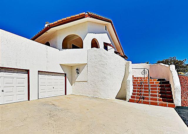 "Atascadero CA Vacation Rental Welcome to ""Spanish"