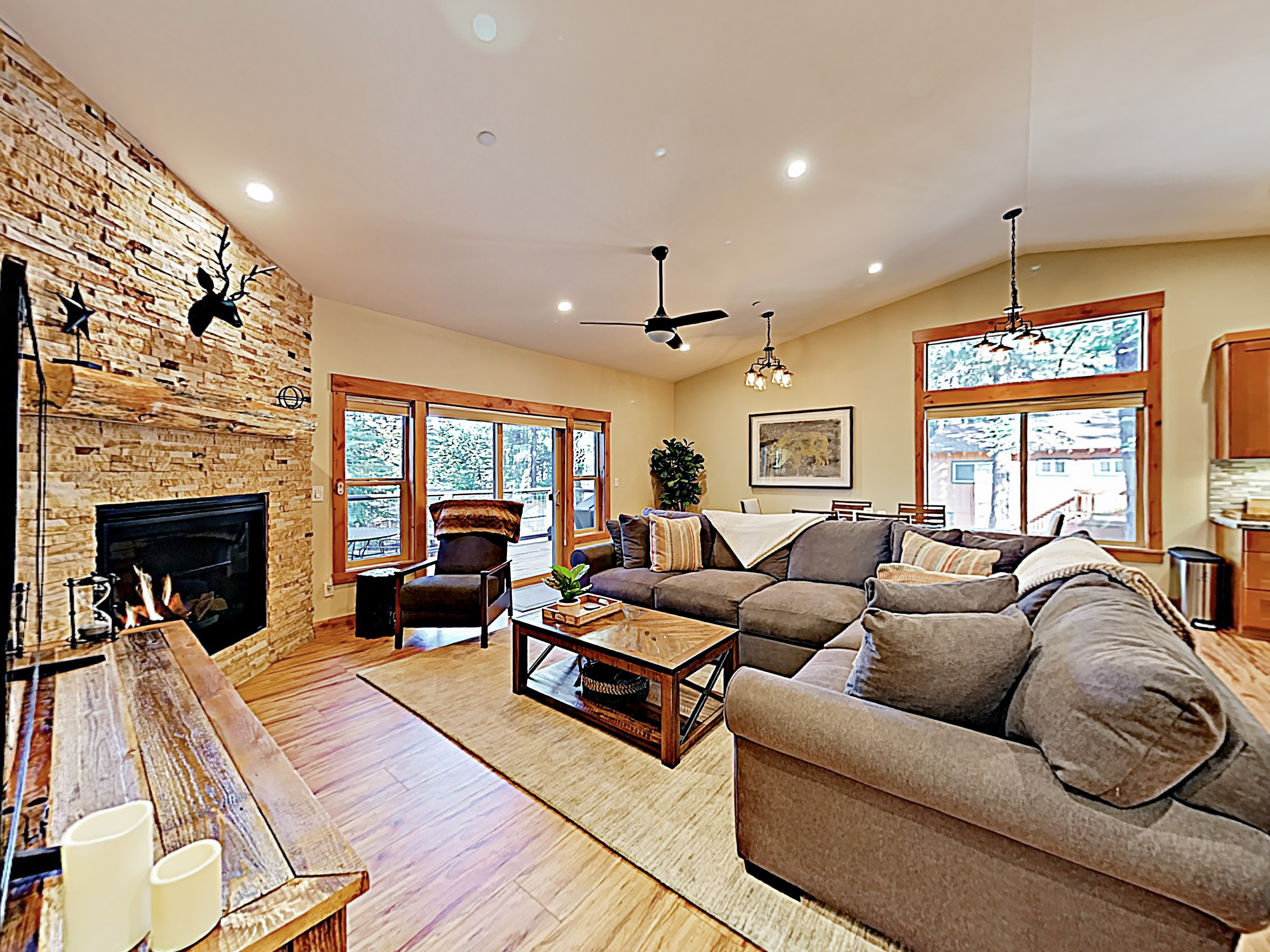 South Lake Tahoe CA Vacation Rental Welcome! This home