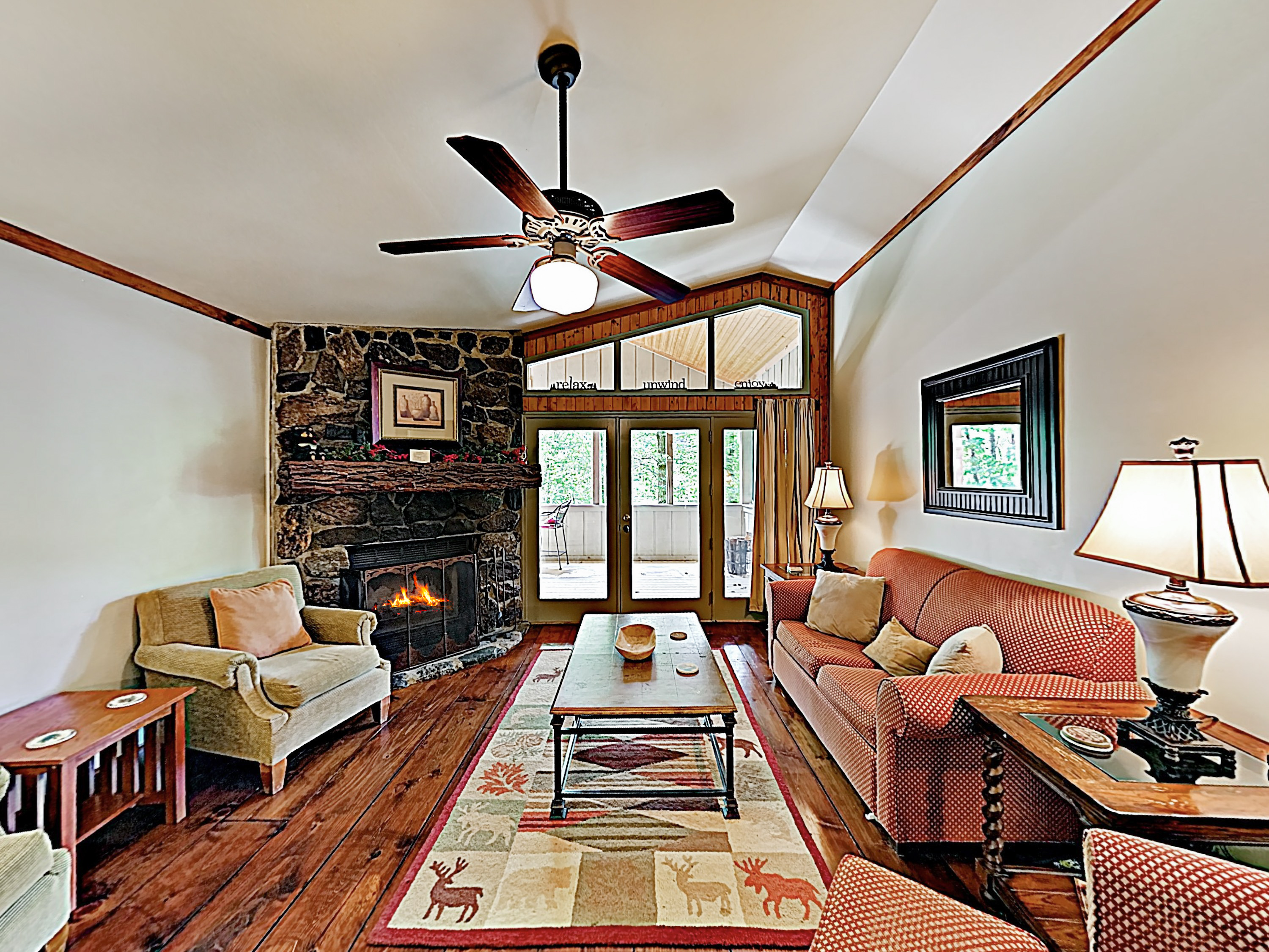 Sapphire NC Vacation Rental Welcome to Sapphire!