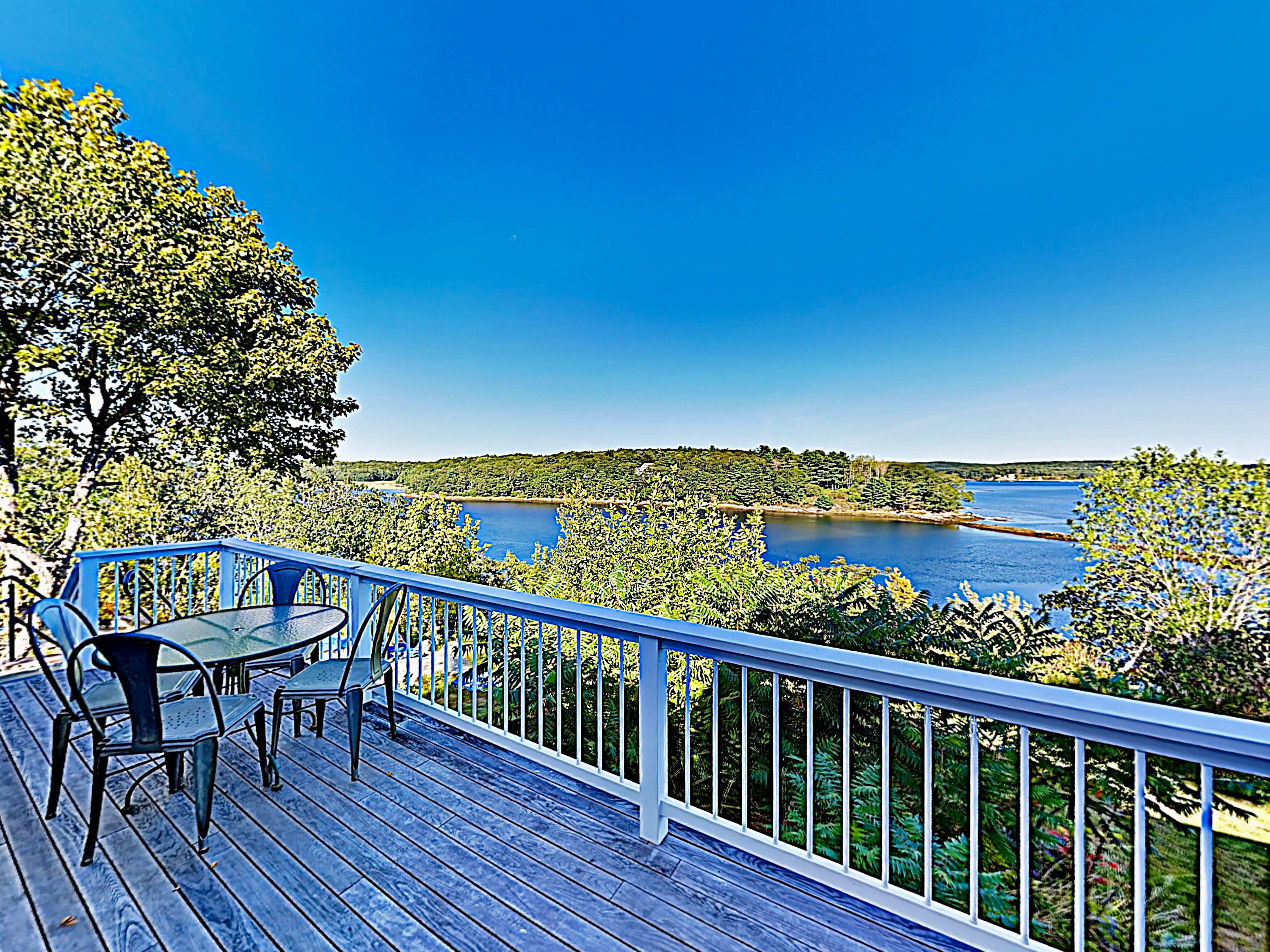 Phippsburg ME Vacation Rental This home is
