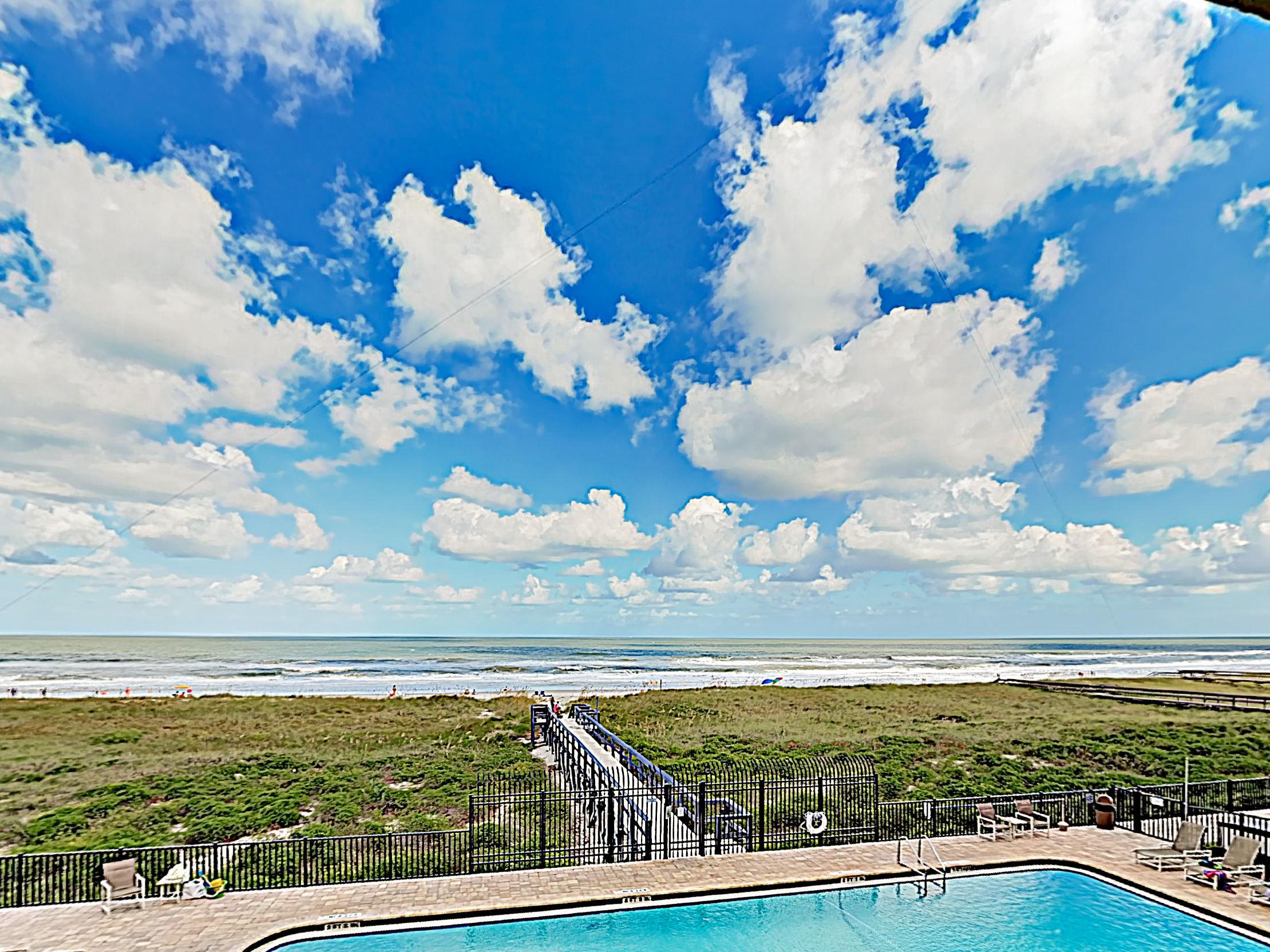 Fernandina Beach FL Vacation Rental Enjoy views of