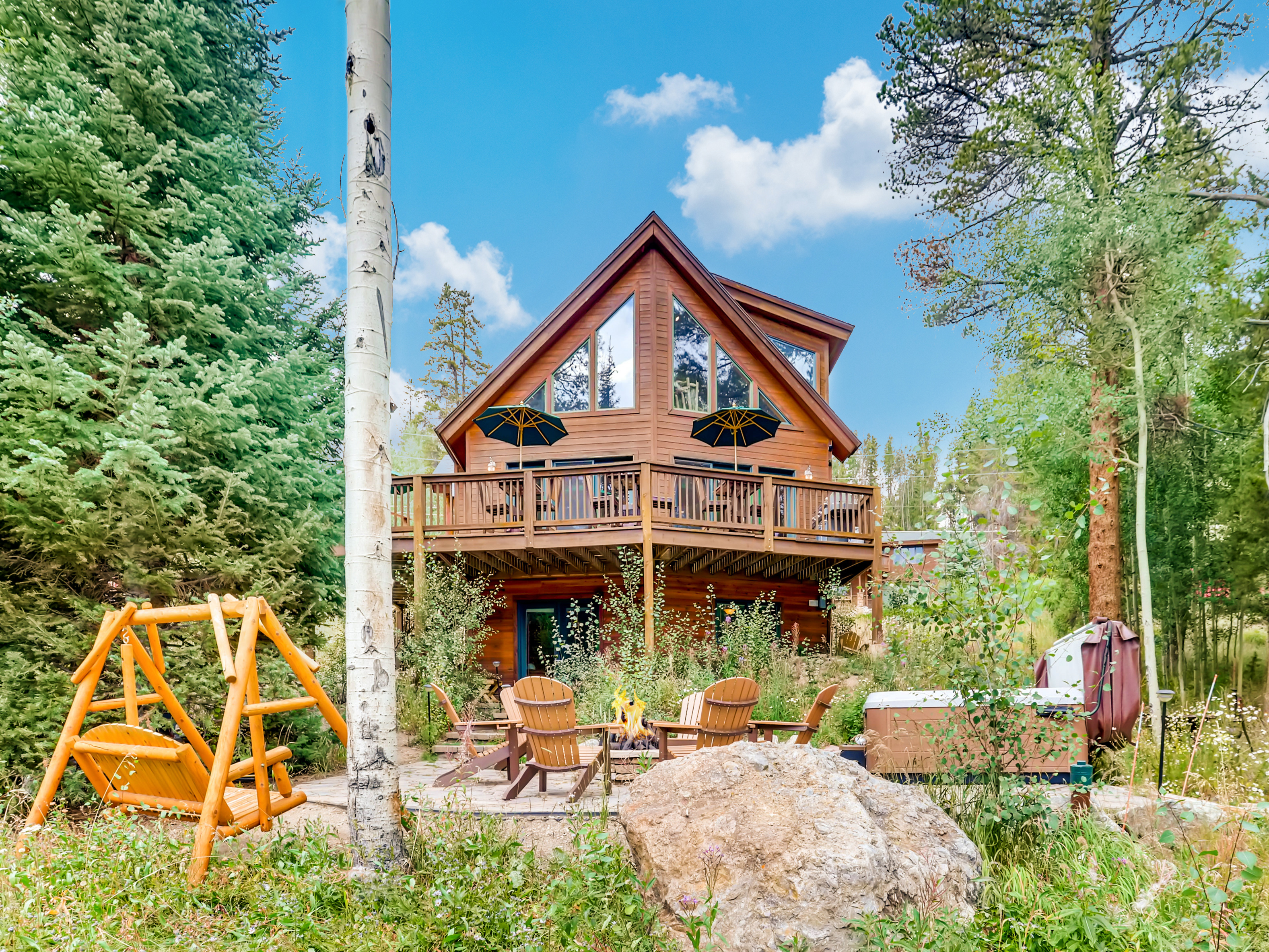 Breckenridge CO Vacation Rental Welcome to Columbine