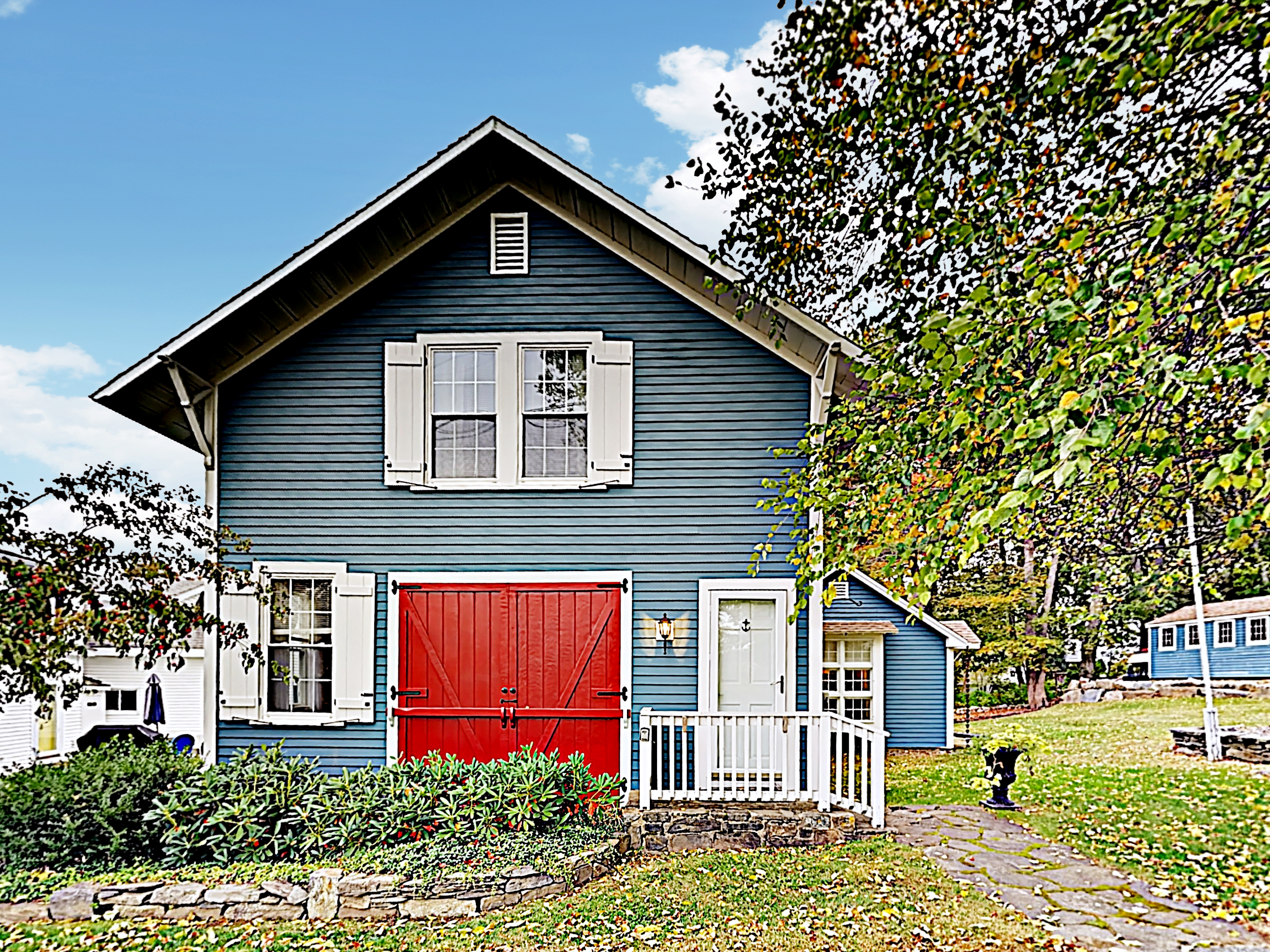 Boothbay Harbor ME Vacation Rental Welcome to Firehouse