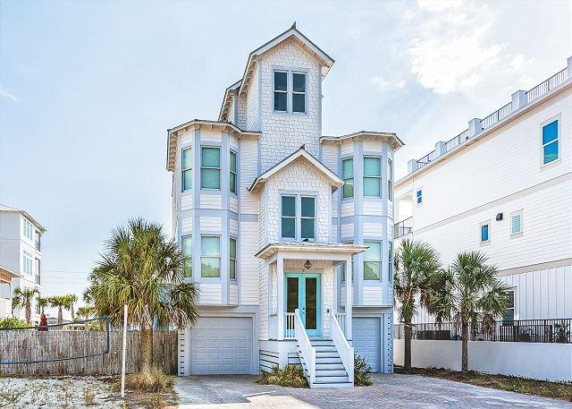 New Listing! Gulf-View Home w/ Pool - Near Beach