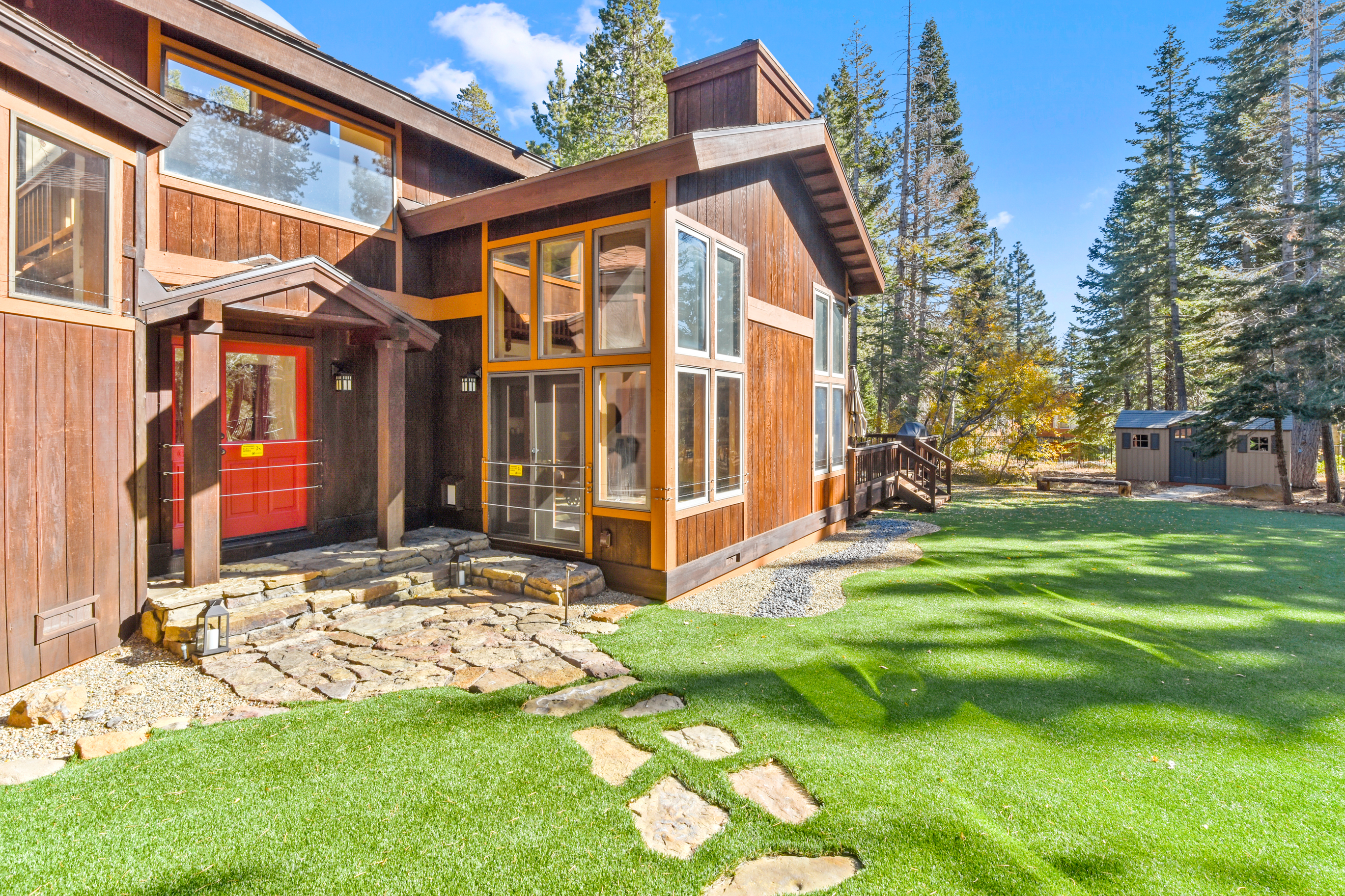 Tahoe City CA Vacation Rental Welcome to Sugar