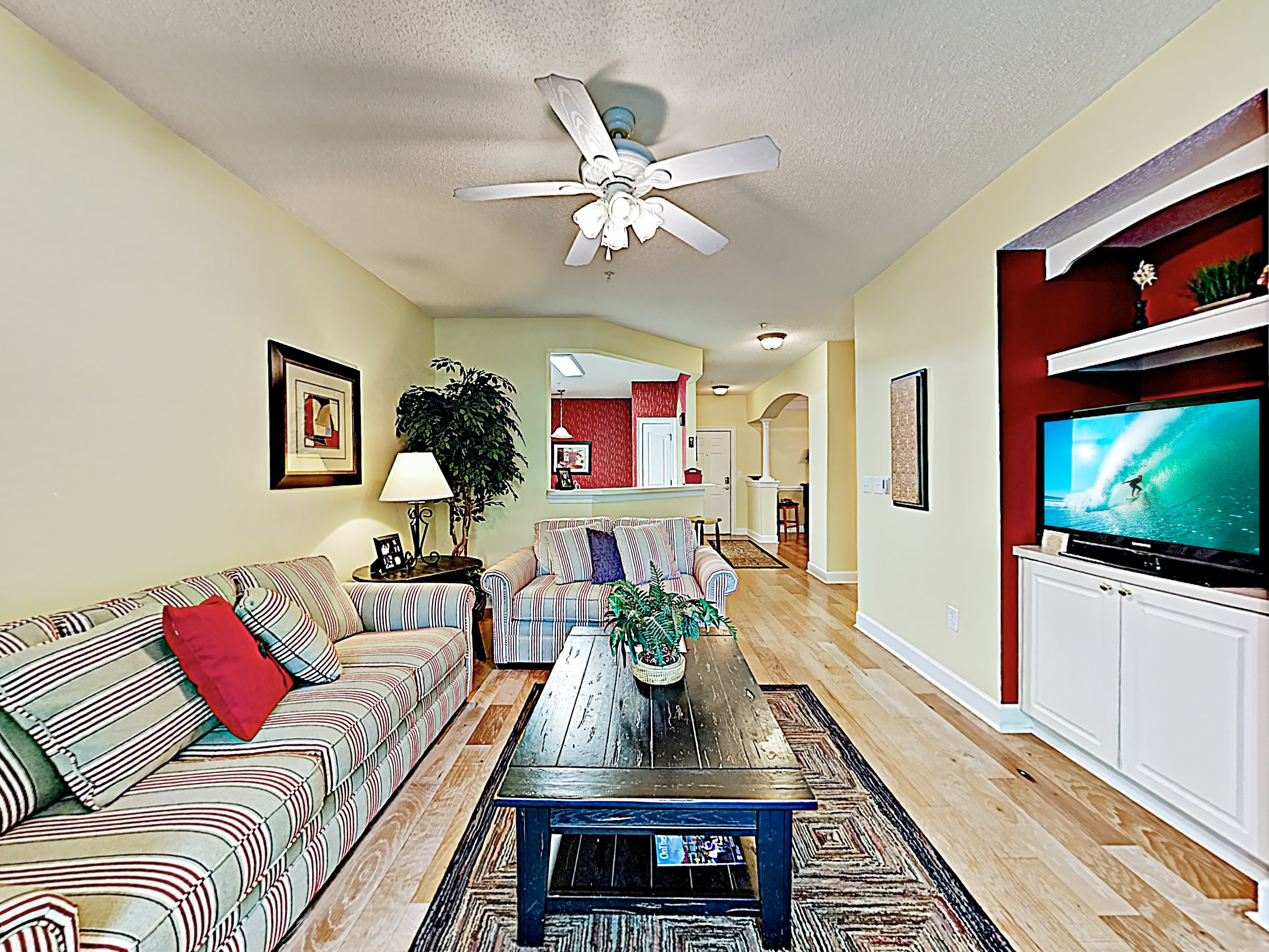 Myrtle Beach SC Vacation Rental Welcome to Greenbriar