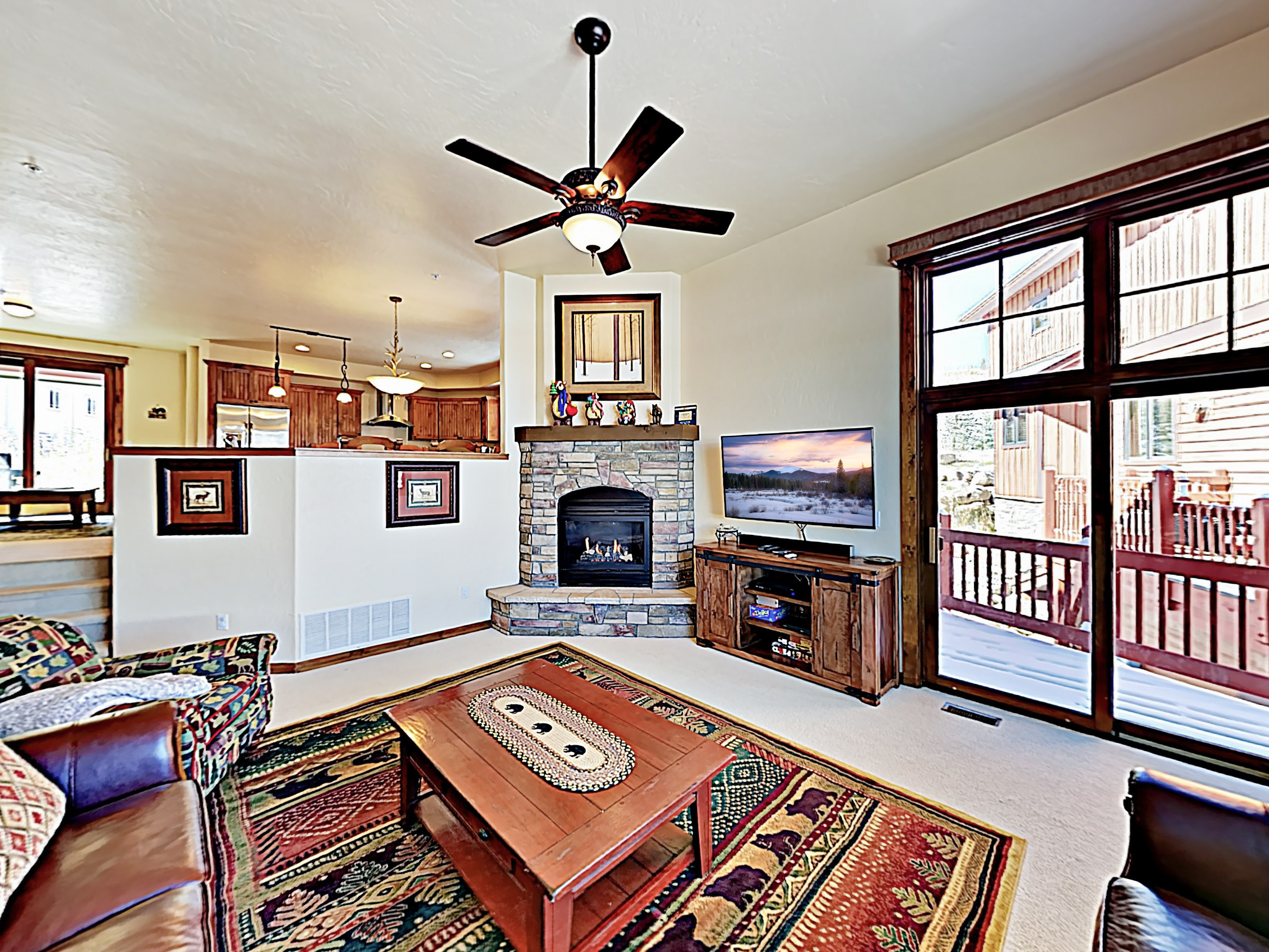 Fraser CO Vacation Rental Welcome! This townhouse