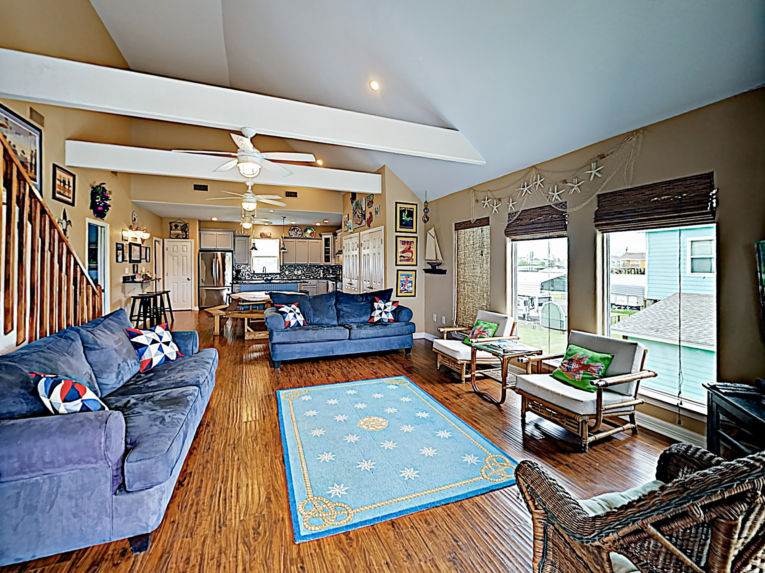 Crystal Beach TX Vacation Rental Welcome to Crystal