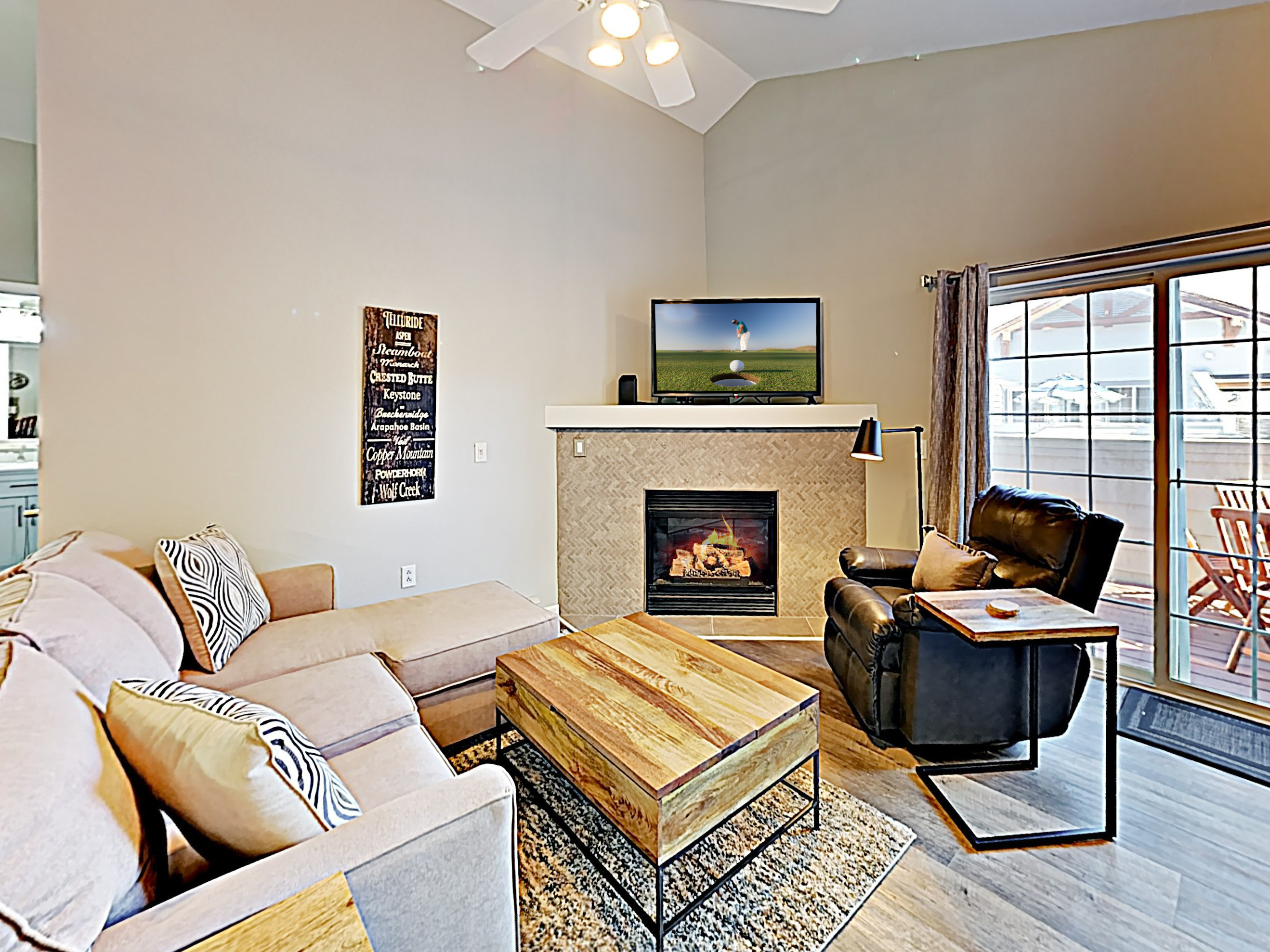 Edwards CO Vacation Rental This condo is
