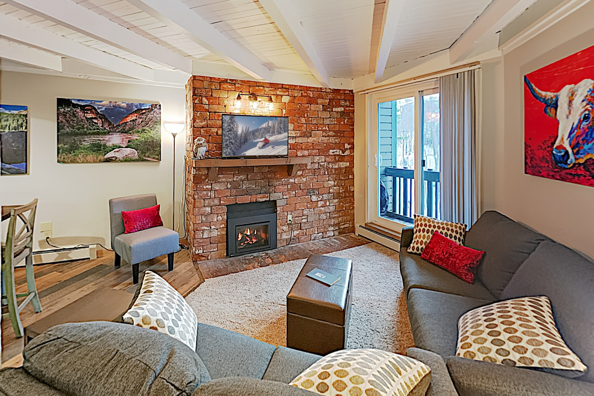 Silverthorne CO Vacation Rental Welcome! This condo