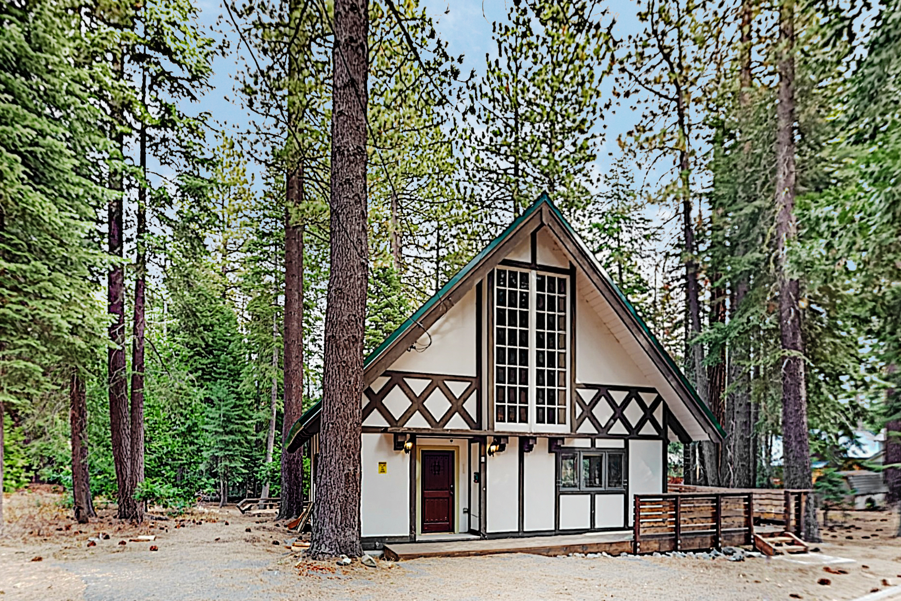 Tahoe City CA Vacation Rental Welcome to Lake