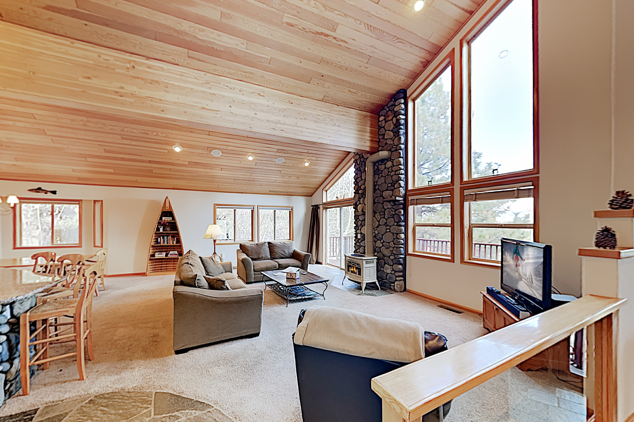 Truckee CA Vacation Rental Welcome! This Tahoe